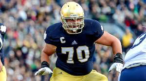 Offensive guard/tackle Zack Martin