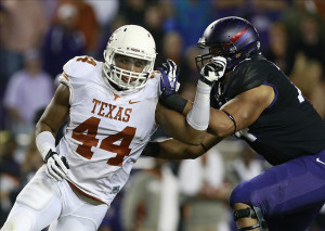 Jackson Jeffcoat is among the undrafted free agents that could make an impact in the league.
