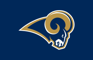 St. Louis Rams 2nd Pick Overall
